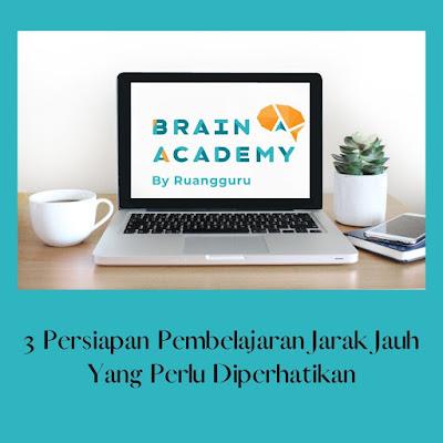 Persiapan Pembelajaran Jarak Jauh