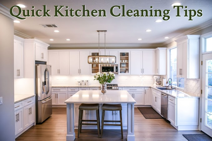 20 Quick and Easy Cleaning Tips that can truly help in business cleaning