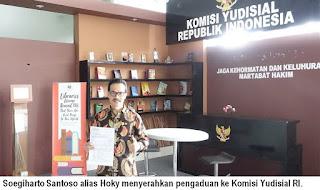 Tiga Oknum Hakim PN Jaksel Dilaporkan ke Bawas MA, KY dan PT DKI