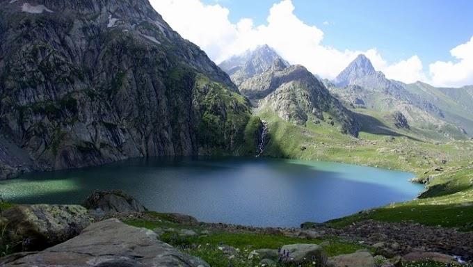 Kareri Lake Trek     Dharmshala