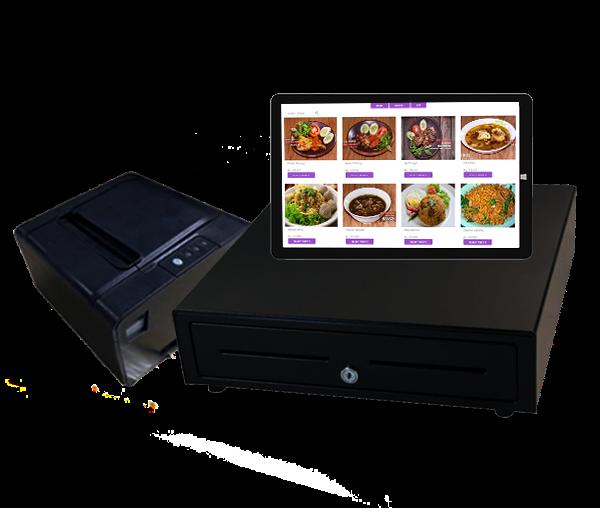 Software restoran,program restoran,aplikasi restoran z-resto pos apps dengan menu penjualan pos bergambar dan harga murah