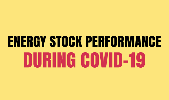 The poor performance of Energy due to Covid-19