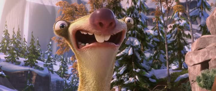 Download Ice Age 4 Hindi And English Movie small Size Compressed Movie For PC Single Resumable Links