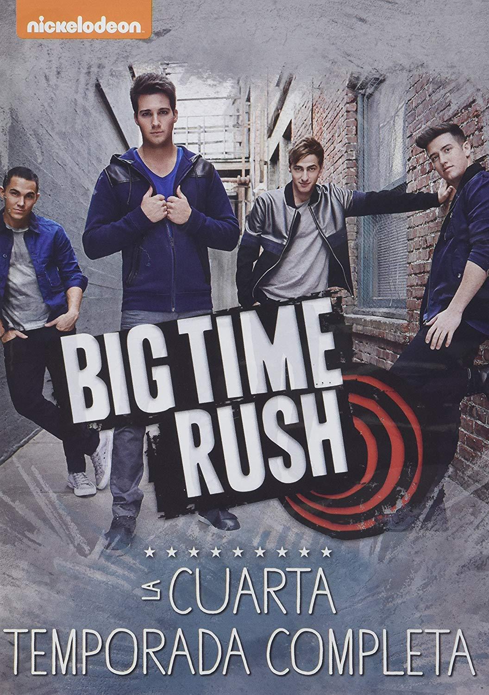Big Time Rush Temporada 4 Latino (Baja Calidad)