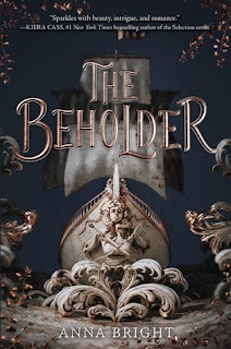The Beholder by Anna Bright cover