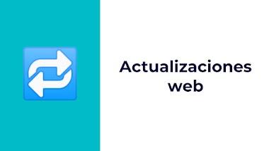 Actualizaciones web: ¿Qué son y por qué son importantes?