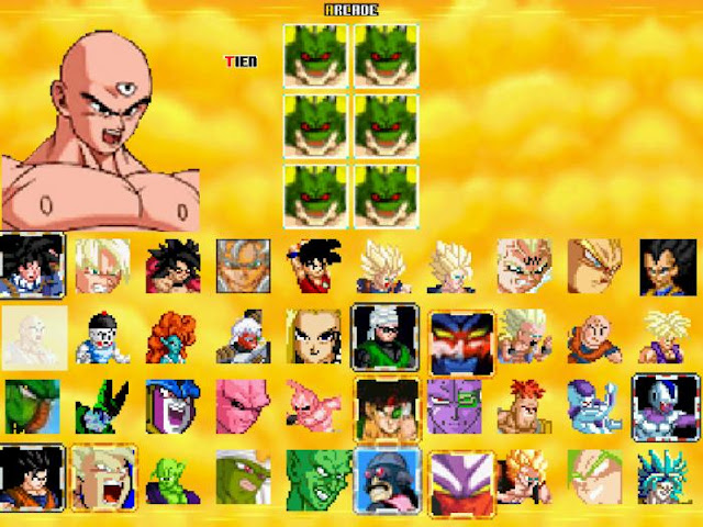Dragon Ball Z: Sagas - 512 Mb RAM