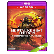 Mortal Kombat Legends: La venganza de Scorpion (2020) AMZN WEB-DL 720p Audio Dual Latino-Ingles