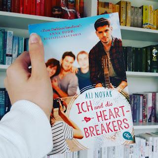 Ich und die Heartbreakers von Ali Novak