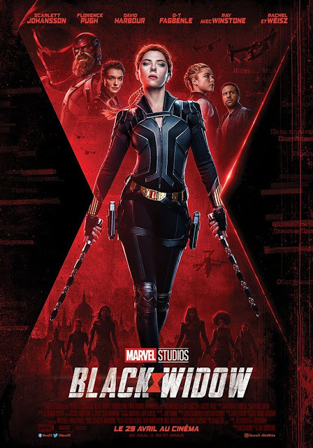 Film Black Widow L'Agenda Mensuel - Octobre 2020