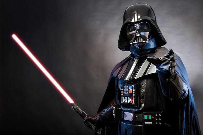 Darth Vader Air Chokes