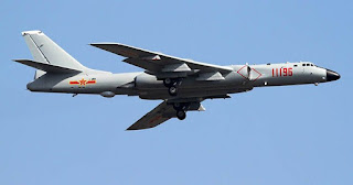 Bomber Xian H-6N