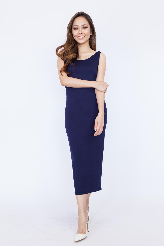 LD696 Navy Blue