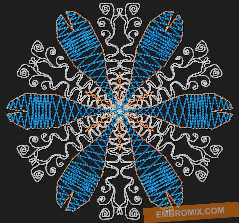 http://www.embromix.com/ornaments/redwork-snowflakes/snowflake/prod_4493.html