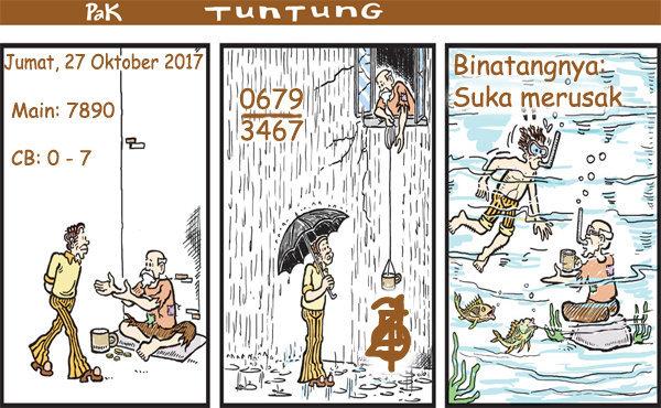 Prediksi Gambar Pak Tuntung Jumat 27 10 2017