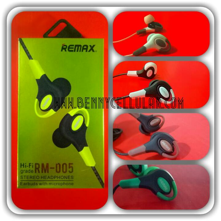 Handsfree REMAX bass