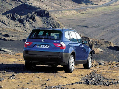 BMW X3 Off Road Normal Resolution HD Wallpaper 15