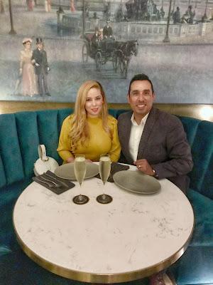 Wedding Anniversary: Celebrating 3 years at Emma Baja French