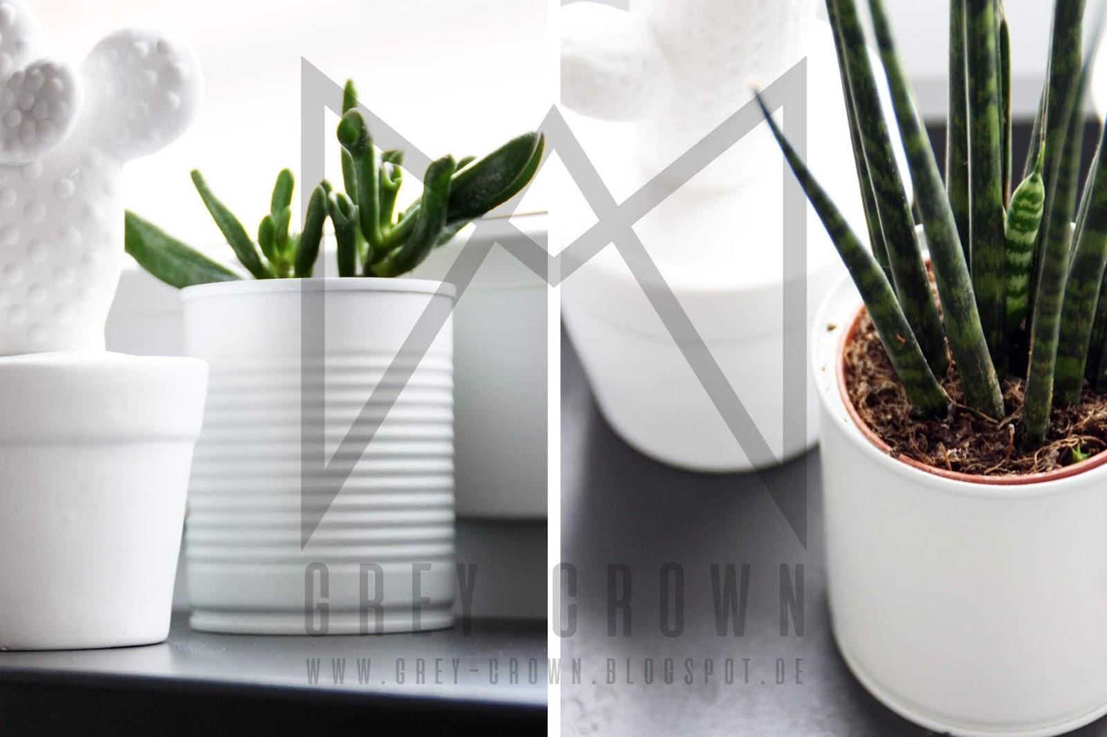 grey crown 3 einfache diy ideen blechdosen upcycling. Black Bedroom Furniture Sets. Home Design Ideas