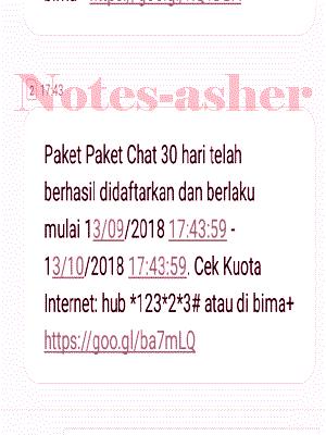 daftar-paket-internet-3-chatting-sebulan-rp-5000-notes-asher