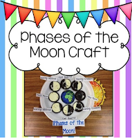 "Teach Earth Cycles in the Classroom with this ""Reasons for the Seasons"" activity. Students will learn about the revolution of the Earth around the sun, moon phases, Earth's rotation, and tides. Also, find Earth's cycle ideas for interactive notebook study guides, read alouds, videos, and Google Classroom. Great ideas for your Earth's cycle science unit lesson plans."