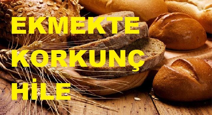 Ekmekte De Hile Boya Katiyorlar