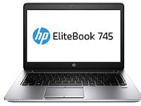 HP EliteBook 745 G2 Drivers Windows 10 64-bit