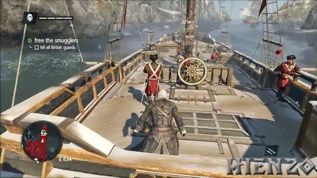 Assassin's Creed Rogue (2)