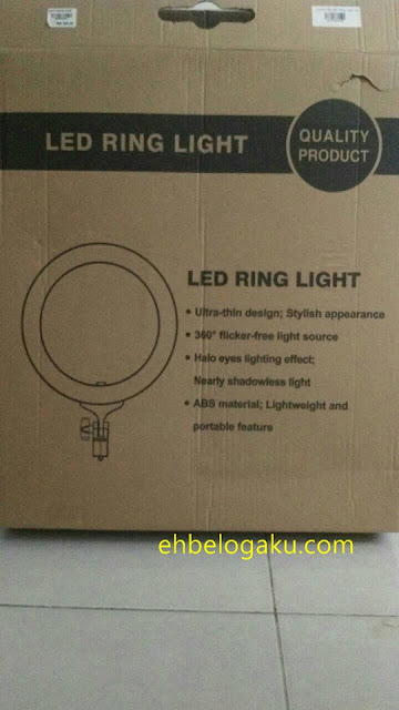 kotak zomei, zomei ring light, Ring light