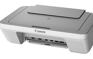 Canon Mg2500 Driver