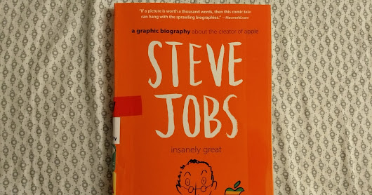 """The executive falls deep into Steve's reality distortion field..."""