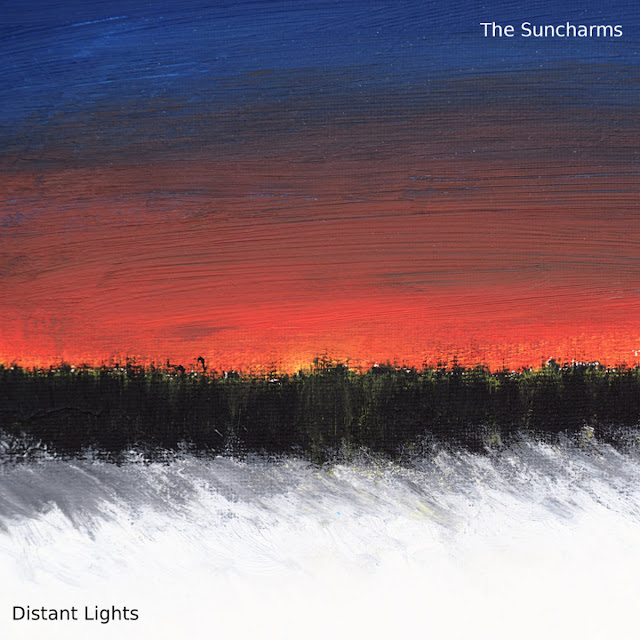 THE SUNCHARMS - DISTANT LIGHTS