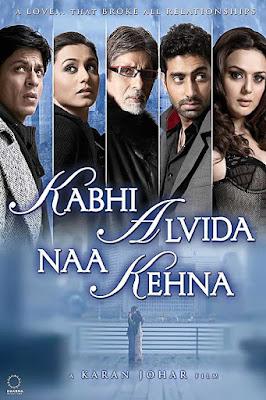 Poster Kabhi Alvida Naa Kehna 2006 Hindi HD 720p