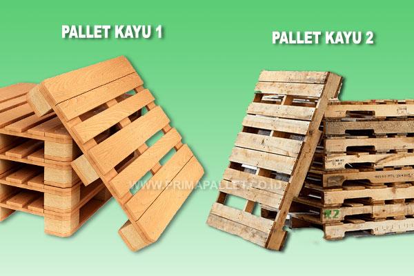 perbandingan pallet kayu