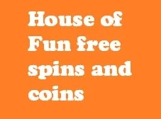 House of Fun Free Spins and Coins