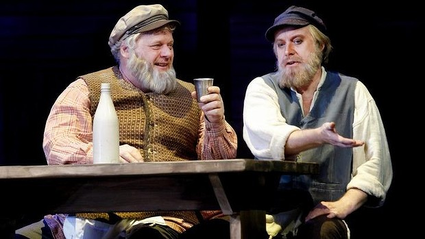 Canberra Critics Circle Fiddler On The Roof Sydney