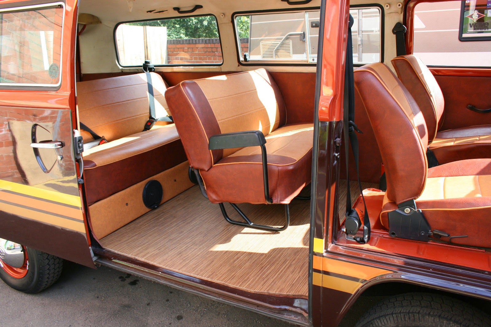 Pictures Of Volkswagen Bus Interior 1960 Beetle 1978 Champagne Edition Auto Restorationice