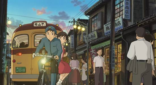 Review Film From Up on Poppy Hill