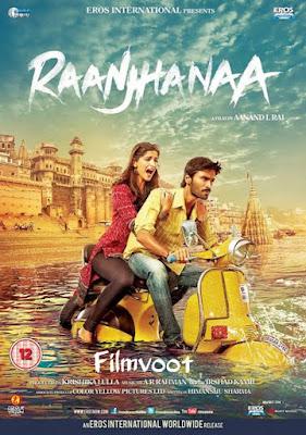 raanjhanaa full movie download filmyzilla,filmvoot
