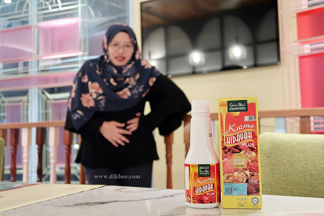 SeraiMas Kurma Hidayah Plus Membantu Masalah Gastrik Dan Pencernaan