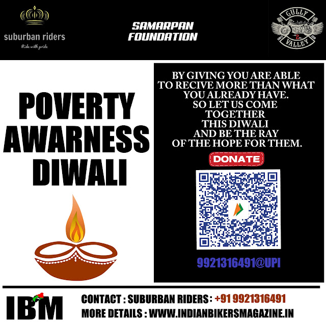 Help The Underprivileged To Celebrate Diwali | Donate Now | Suburban Riders
