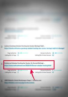 Teknik cepat menaikkan DA dengan cara seo on page dan seo off page