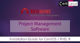 How to Install Redmine on CentOS / RHEL 8