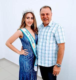 Registrense Victoria Giannecchini representará o Brasil no Miss Mundo Teenager, na Guatemala em 2019