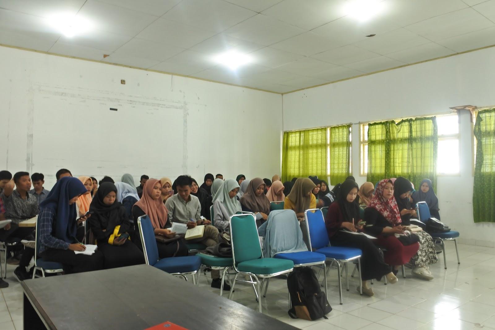 Prodi Kpi Gelar Sidang Judul Skripsi Fakultas Ushuluddin Adab