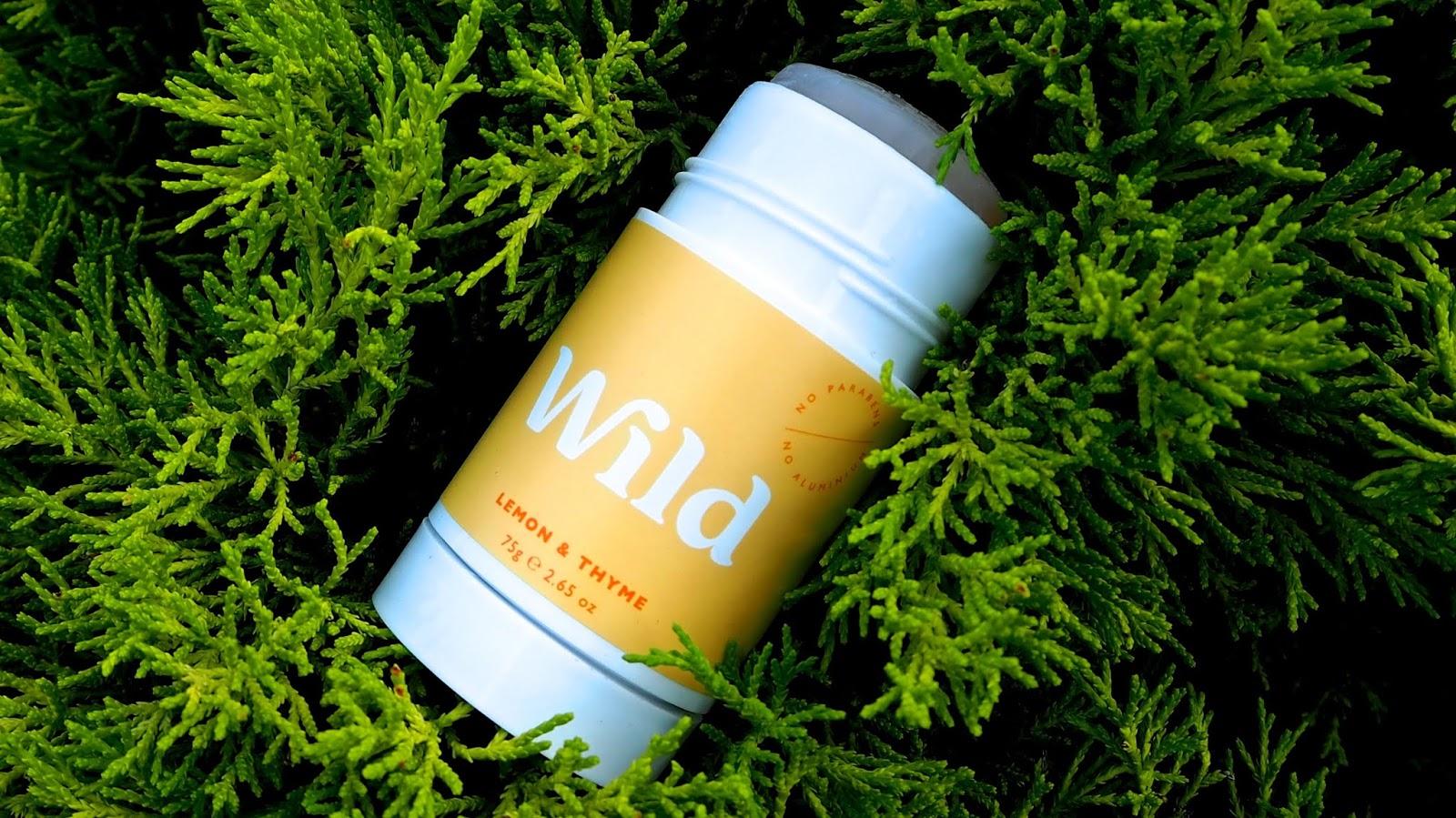 Wild Lemon & Thyme Deodorant