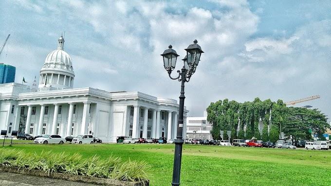 Colombo Municipal Council -Viharamahadevi Park, Colombo