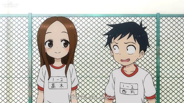 جميع حلقات انمى Karakai Jouzu no Takagi-san بلوراي BluRay مترجم أونلاين كامل تحميل و مشاهدة
