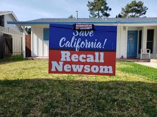 Save California, Recall Gavin Newsom 2021