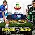 Agen Bola Terpercaya - Prediksi Sampdoria vs Sassuolo 23 Oktober 2018